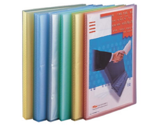 transparent display book