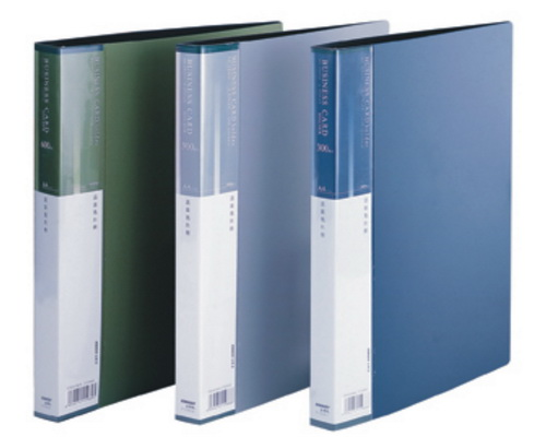losse-leaf display book