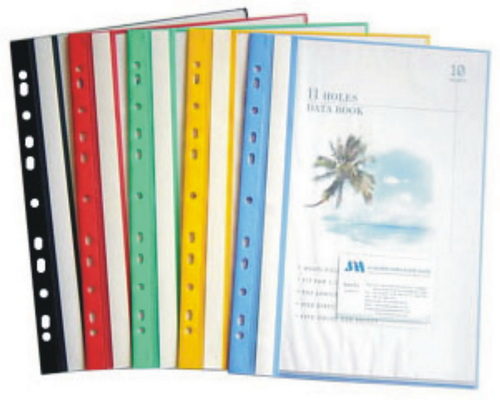 binder and disply book